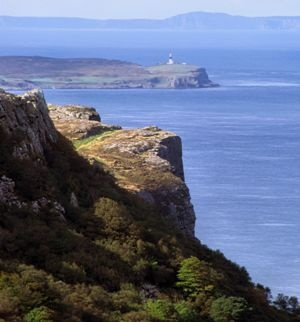 Fair Head, Rathlin and Kintyre